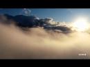 Дрон запустили в небо IRTube