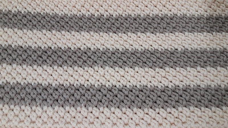 สอนถักตะกร้าเชือกร่ม ลายหยดน้ำ 1 2 Crochet PP Rope Basket Part 1 Eng Sub