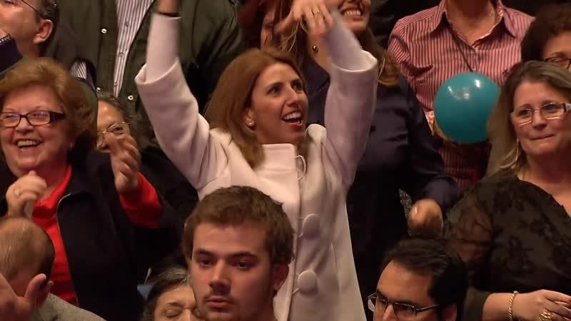 Ai se eu te Pego! live in São Paulo