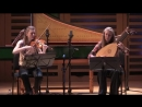 1025 J. S. Bach - Suite in A major for violin and lute, BWV 1025 - Penelope Spencer & Lynda Sayce
