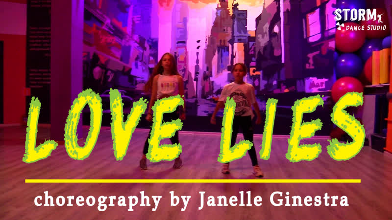 VERONIKA VLADA | Khalid, Normani - Love Lies | DANCE COVER | Choreography by Janelle Ginestra