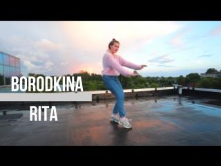 BORODKINA RITA | ArtBlast Dance Studio | A.B.G.FAMILY