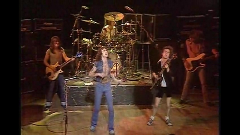 ACDC Live At The Hippodrome Golders Green London 1977