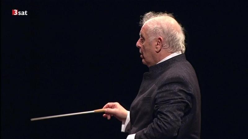 Salzburger Festspiele 2018 - West-Eastern Divan Orchestra Daniel Barenboim (Зальцбург, 17.08.2018)