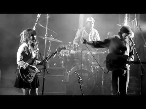 Angus Julia Stone - Heart Beats Slow @ Bostheater Amsterdamse Bos, July 1, 2014
