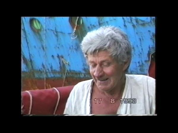 Проводы Евгения Гвоздева в Лас-Пальмасе 1993 год