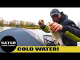 FISH CATCHING EDGES! FEEDER FISHING TIPS FOR CATCHING COLD FISH