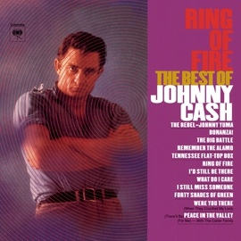 Johnny Cash альбом Ring Of Fire: The Best Of Johnny Cash
