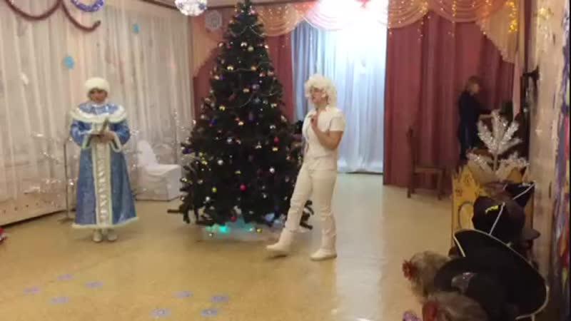 танец Испанок