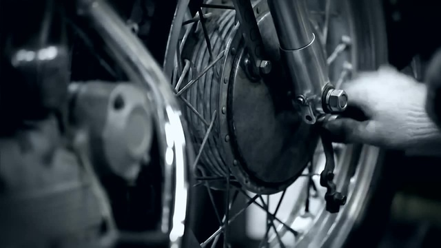 RUDE GALLERY meets HIDE MOTORCYCLE EXHIBITION coub teaser