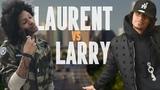 LAURENT (les twins) vs LARRY (les twins) Brotherly E-battle 2018