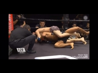 Anvar Amirli  vs Asuka Tsubaki | One Warrior Series