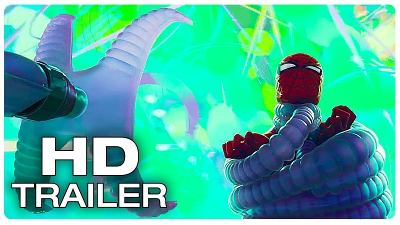 SPIDER-MAN INTO THE SPIDER-VERSE Doctor Octopus Trailer (NEW 2018) Animated Superhero Movie HD