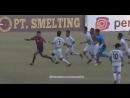 Wasit kembali jadi bulan bulanan di sepakbola Indonesia saat laga liga22018 @PersegresFC v