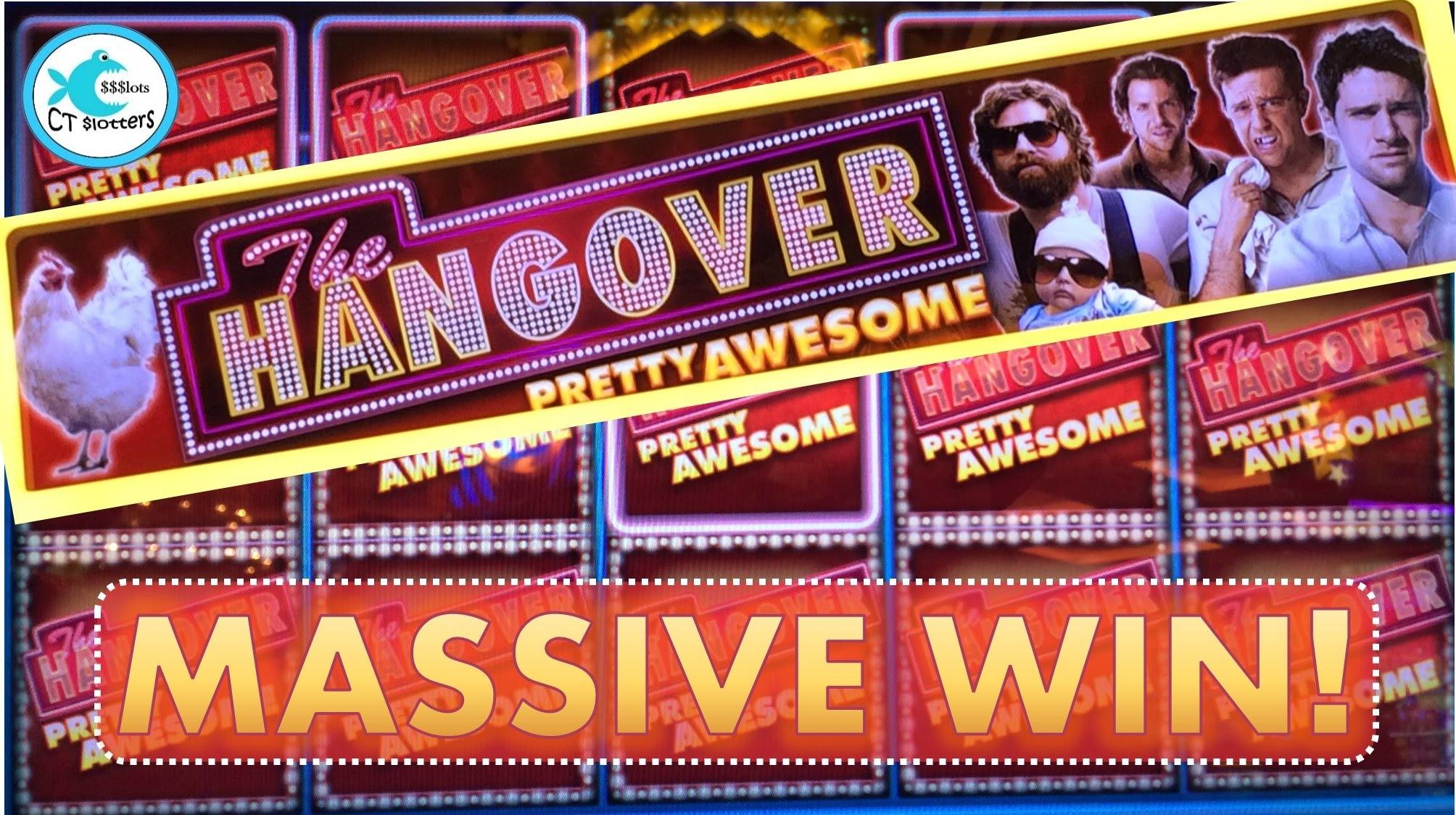 """Игра """"The Hangover Slot Machines"""" для слота"""