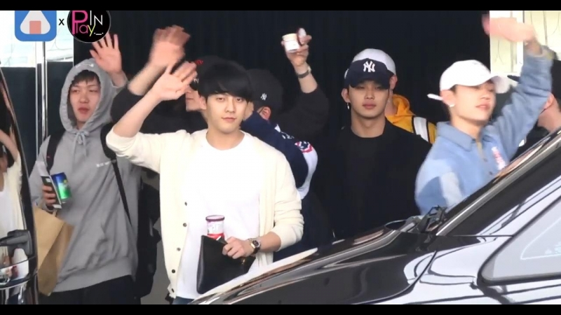 [PRESS] 21.04.2018: BTOB arrived in Taiwan @ PlayIN Play