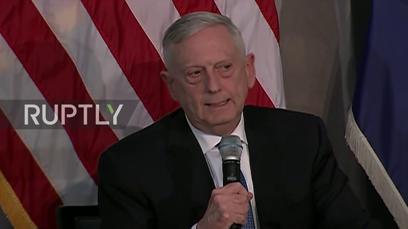 USA DefSec Mattis calls for ceasefire in Yemen in the next 30 days