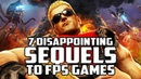 7 Disappointing Sequels to FPS Games Gggmanlives