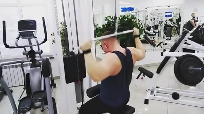 Вертикальная тяга Евгений