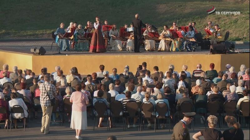 Музыкальный фестиваль «Музыка под Соборной горой» состоялся в Серпухове