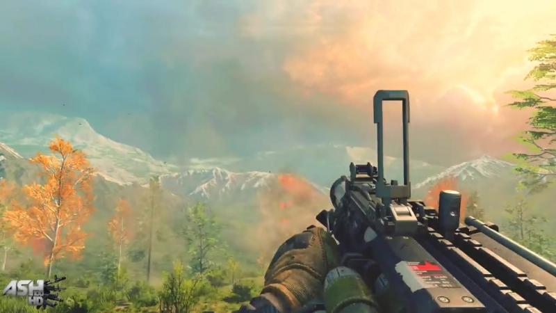 Call of Duty BO4 - Gun Sync - Dreams