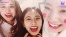 [ENG] TWICE Trinity Maknae Line, Make-up Skill! 😂 (Dahyun, Chaeyoung and Tzuyu)