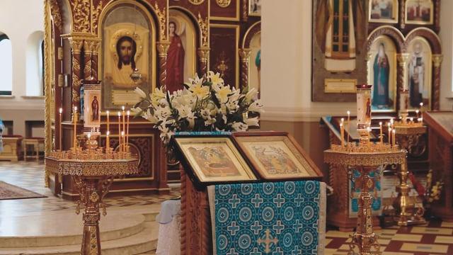 Храм Иоанна Кронштадтского Рязань - Венчание