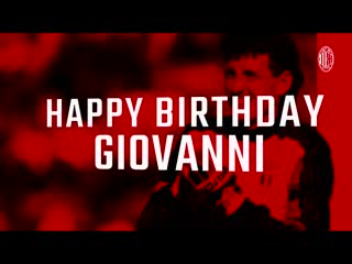 Wishing a happy birthday to a rossonero hall-of-famer, giovanni galli! remember some of th