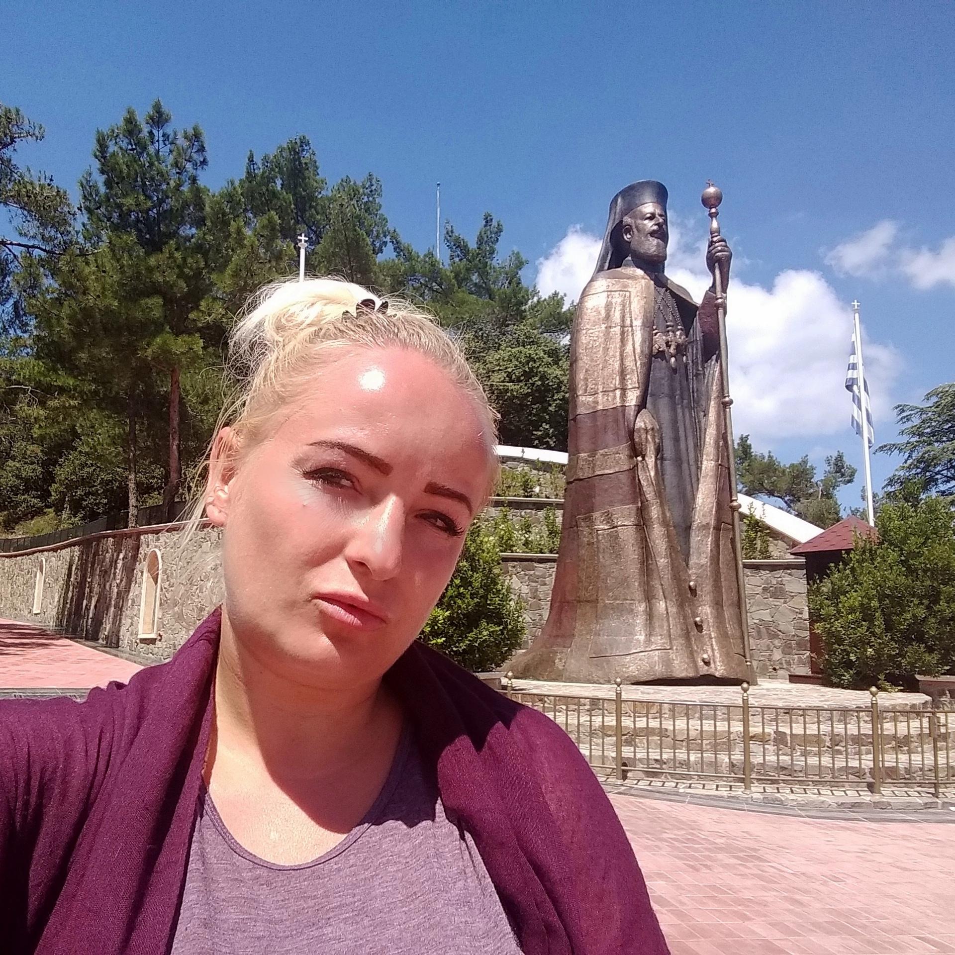 Елена Руденко (Валтея). Кипр. Киккос и Афродита. (фото). RCy9EW9opn0