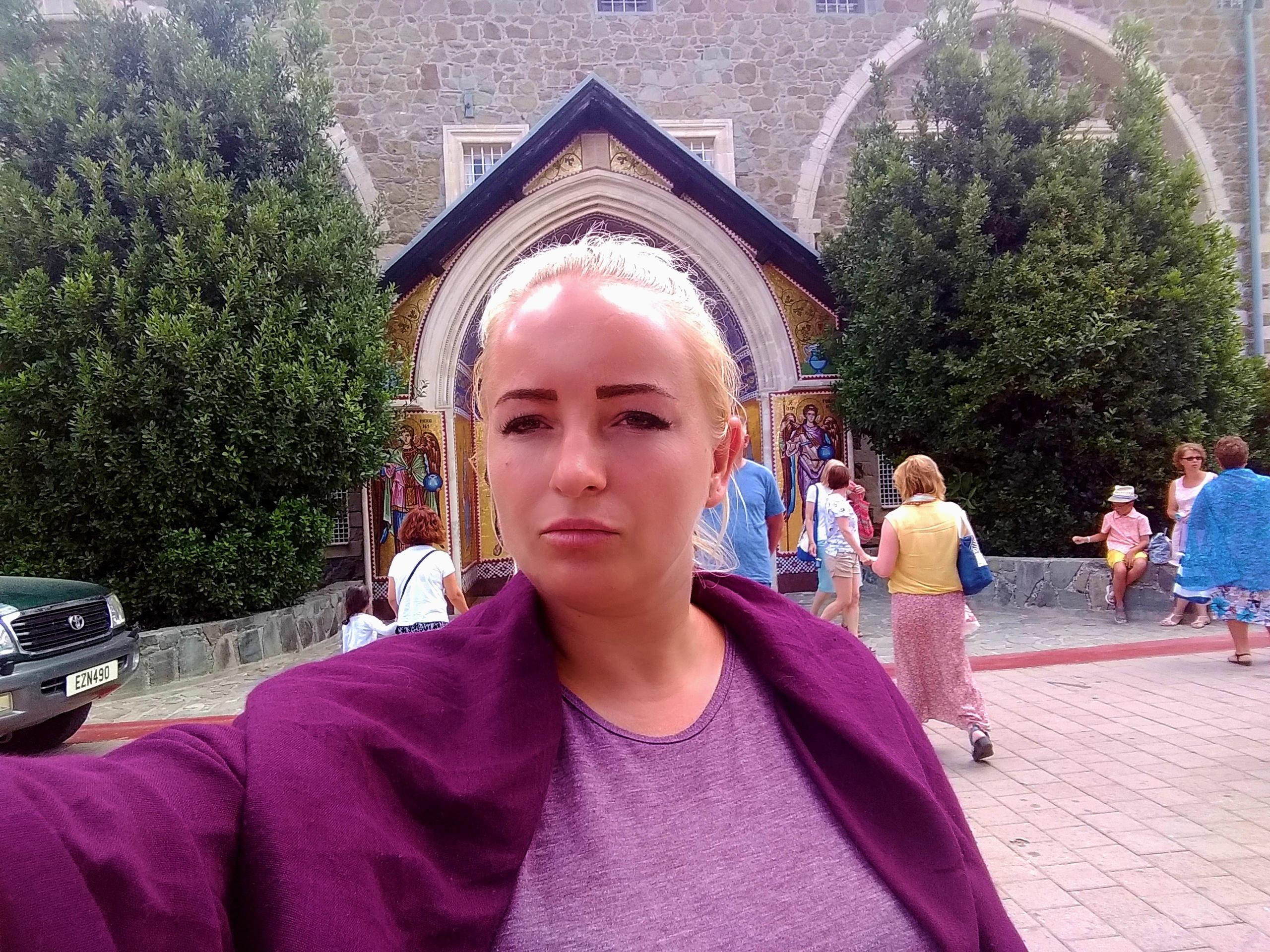 Елена Руденко (Валтея). Кипр. Киккос и Афродита. (фото). GRjqM2NGBXg