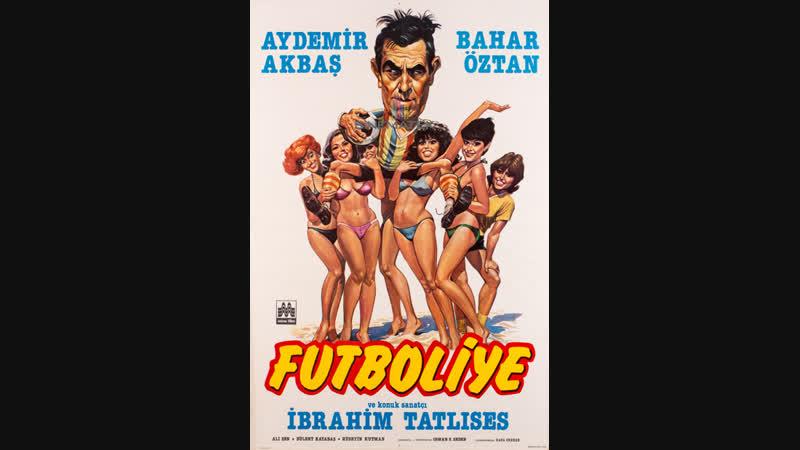 Futboliye - HD Türk Filmi