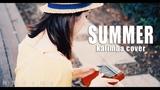 Summer-Joe Hisaishi