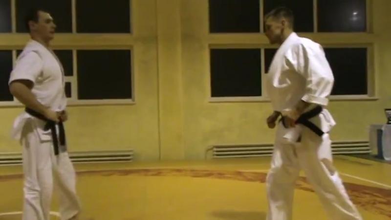 Мотоха Йошин рю Дзю Дзюцу - перших 10ть технік. (Motoha Yoshin ryu Jiu Jiutsu)