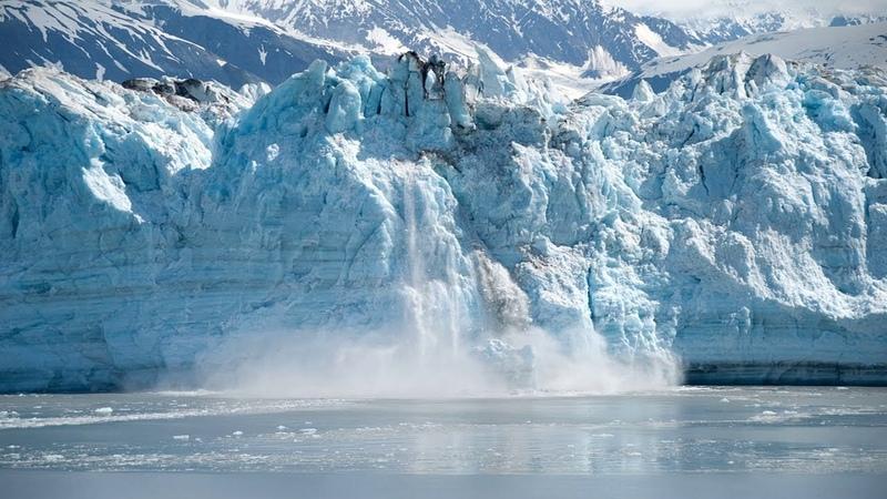 Таяние ледников Гренландии ускорилось в четыре раза