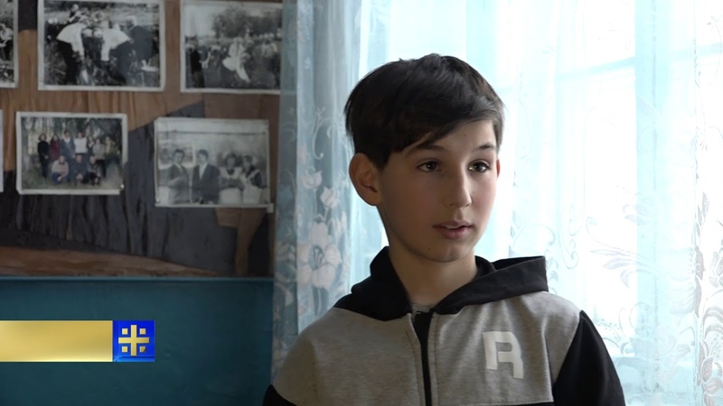 Дети Донбасса: Давид