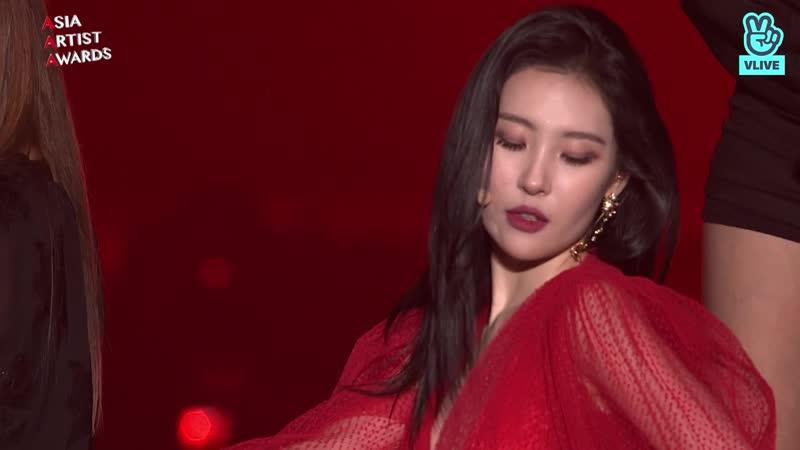181128 Sunmi (선미) - Heroine (주인공) Siren (사이렌)