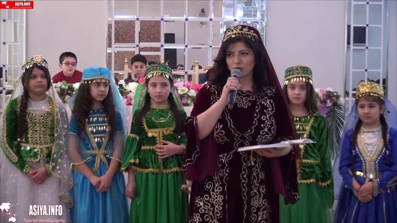 Etibarli Eller layihesi - Novruz bayrami buraxilisi