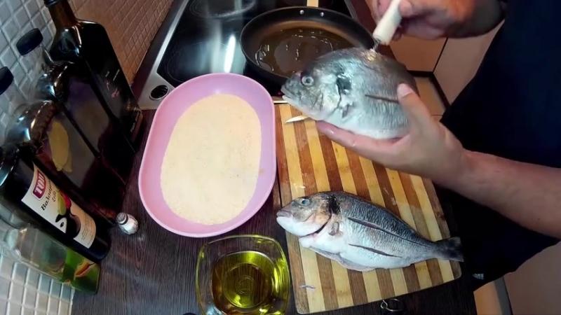 Магазин Рыбное изобилие приглашает вас за свежемороженой рыбкой !.mp4