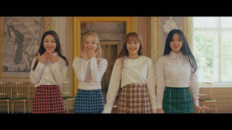 MV 이달의 소녀 yyxy LOONA yyxy love4eva feat Grimes