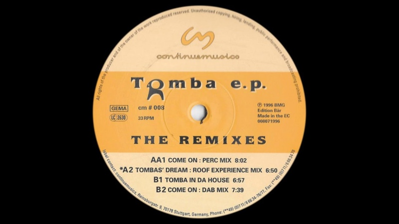Tomba - Come On