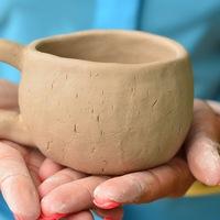 Ручная лепка:: Дикая керамика:: В сердце Москвы