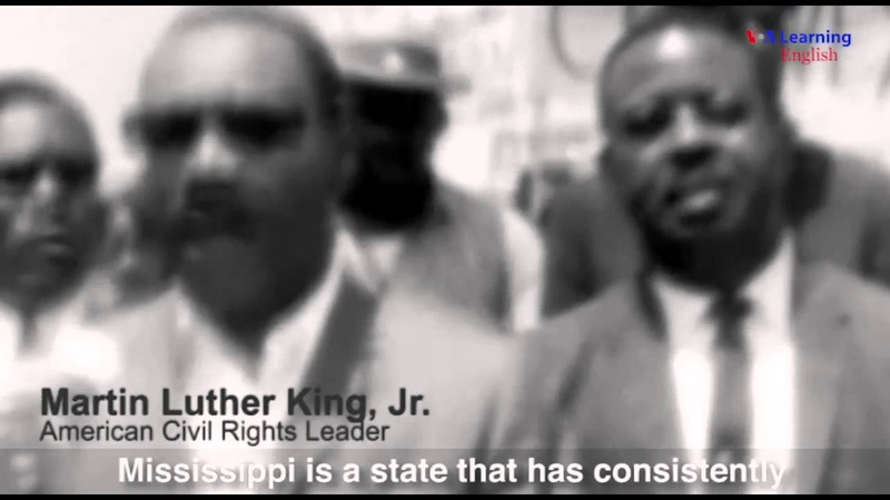 Martin Luther King, Jr. History