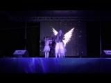 Vladlena и ансамбль эстрадного танца Созвездие