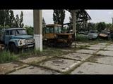 Кладбище старых авто. МАЗ, ЗИЛ, ГАЗ, КАМАЗ
