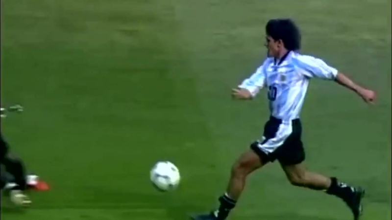 Чайф - Аргентина-Ямайка 5:0 (1998)
