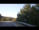 Горная дорога. Заброшенные горные деревушки.