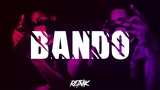 FREE 'BANDO' Hard Booming 808 Drill Type Trap Beat Retnik Beats 808 Mafia Type