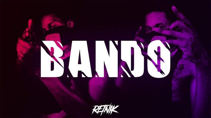 [FREE] BANDO Hard Booming 808 Drill Type Trap Beat | Retnik Beats | 808 Mafia Type