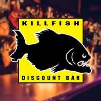 Логотип KILLFISH DISCOUNT BAR Tyumen