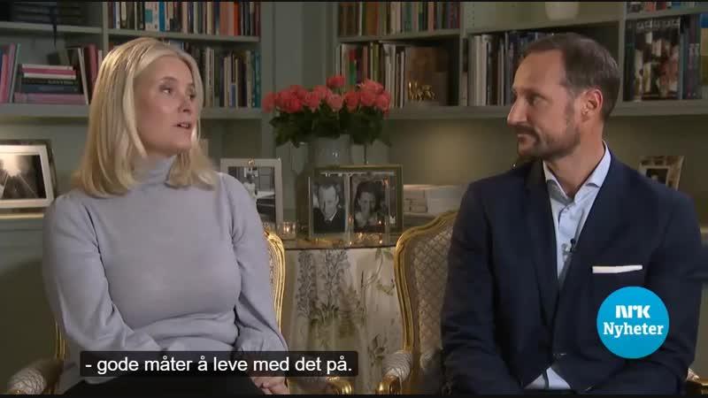 Kronprinsesse Mette-Marit rammet av kronisk sykdom